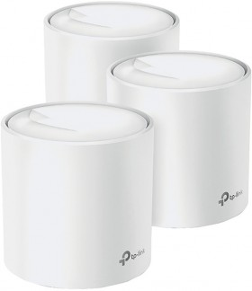 TP-Link-3-Pack-AX1800-Mesh-WiFi-6-Deco-X20 on sale