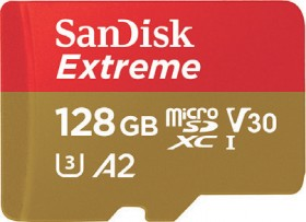 SanDisk-128GB-Extreme-MicroSDXC-Memory-Card on sale
