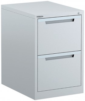 Steelco-2-Drawer-Filing-Cabinet on sale