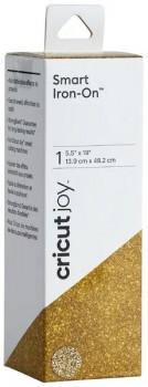 Cricut-Joy-Smart-Iron-On-55-x-24-Glitter-Gold on sale