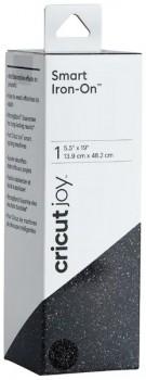 Cricut-Joy-Smart-Iron-On-55-x-24-Glitter-Black on sale