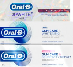 20-off-Selected-Oral-B-Toothpaste on sale