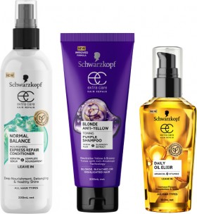 12-Price-on-Selected-Schwarzkopf-Extra-Care on sale