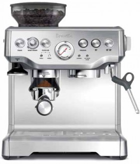 Breville-The-Barista-Express-Coffee-Machine on sale