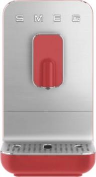 Smeg-Automatic-Coffee-Machine-Matte-Red on sale
