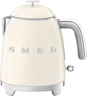 Smeg-Mini-Kettle-Cream on sale