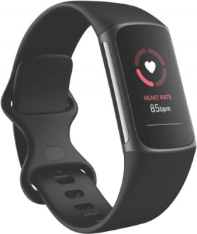 Fitbit-Charge-5-Black on sale