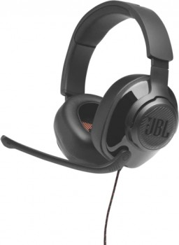 JBL-Quantum-200-Gaming-Headset-Black on sale