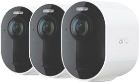 Arlo-Ultra-2-Spotlight-4K-Camera-3-Pack on sale