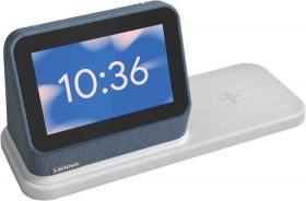 Lenovo-Smart-Clock-with-Wireless-Dock-Blue on sale