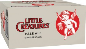 Little-Creatures-Pale-Ale-Cans-375mL-16-Pack on sale
