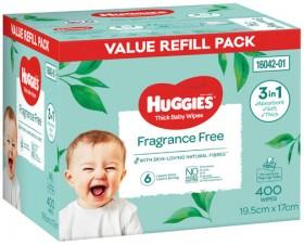 Huggies-Baby-Wipes-Mega-400pk on sale