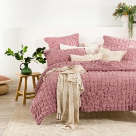 Ruby-Rose-Pink-Quilt-Cover-Set-by-Habitat on sale