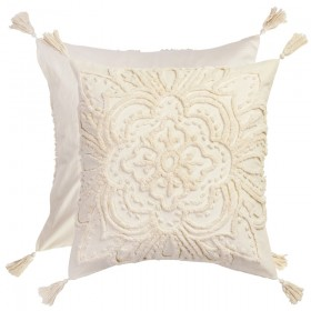 Amal-Cream-European-Pillowcase-by-Habitat on sale