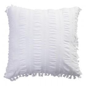 Chiara-White-European-Pillowcase-by-Habitat on sale