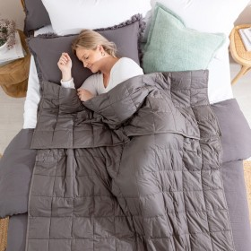 Tranquility-Weighted-Blanket-by-Hilton on sale
