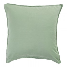 Washed-Linen-Look-Mint-European-Pillowcase-by-Essentials on sale