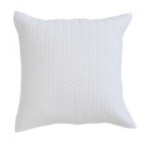 Camden-White-European-Pillowcase-by-Aspire on sale