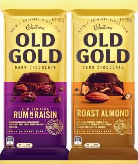 Cadbury-Old-Gold-Block-Chocolate-170g-180g-or-Toblerone-200g on sale