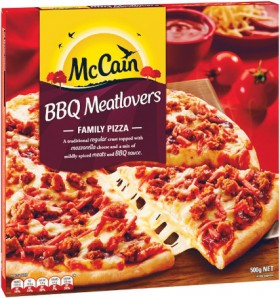 McCain-Family-Pizza-490g-500g-or-Pizza-Pockets-400g-From-the-Freezer on sale
