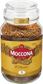 Moccona-Classic-Freeze-Dried-Coffee-400g on sale
