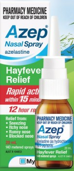 Azep-Hayfever-Relief-Nasal-Spray-20mL on sale