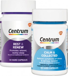 20-off-Centrum-Rest-Renew-or-Calm-Collected-50-Capsules on sale