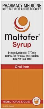 Maltofer-Syrup-Oral-Iron-150mL on sale