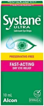 Systane-Ultra-Preservative-Free-Eye-Drops-10mL on sale