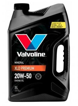 Valvoline-XLD-Premium-20W50-5LT on sale