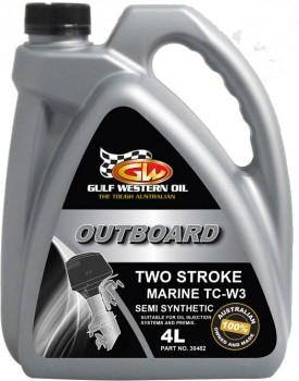 Gulf-Western-Oil-Outboard-2-Stroke-Marine-TC-W3-4LT on sale
