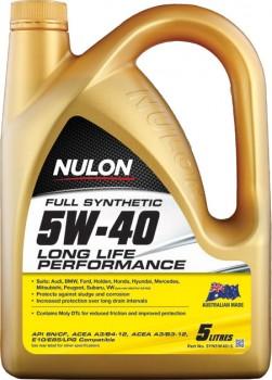 Nulon-Long-Life-Performance-5W40-5LT on sale