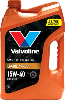 Valvoline-Engine-Armour-15W40-6LT on sale