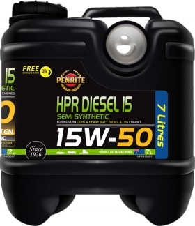 Penrite-HPR-Diesel-15-15W-50-7LT on sale
