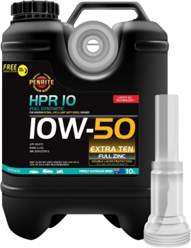 Penrite-HPR-10-10W50-10LT on sale