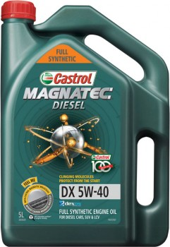 Castrol-Magnatec-Diesel-DX-5W40-5LT on sale