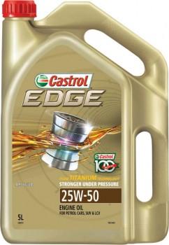 Castrol-Edge-Titanium-25W50-5LT on sale