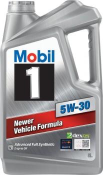 Mobil-1-Syn-5W30-5LT on sale