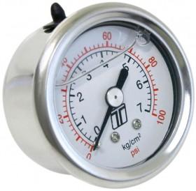 Turbosmart-Liquid-Filled-Fpr-Opr-Series-Fuel-Pressure-Gauge-0-100PSI on sale