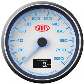 Saas-Muscle-Series-89MM-3-12-0-200KPH-Speedometers on sale
