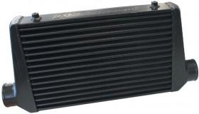Aeroflow-3-InletOutlet-Aluminium-Universal-Intercooler-Finished-in-Black-Powder-Coat on sale