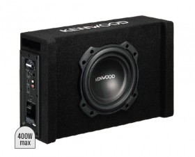 Kenwood-8-Powered-Subwoofer-in-Down-Firing-Ported-Enclosure on sale