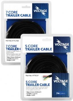 Voltage-Trailer-Cables on sale