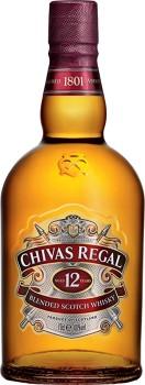 Chivas-Regal-Scotch-12YO-700mL on sale