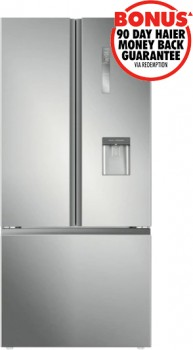 Haier-492L-French-Door-Refrigerator on sale
