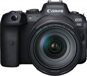 Canon-EOS-R6 on sale