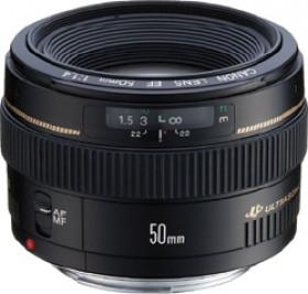 Canon-EF-50mm-f14-USM-Portrait-Lens on sale