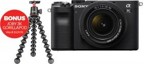 Sony-Alpha-7C on sale