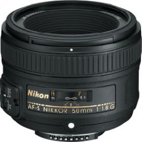 Nikon-Nikkor-AF-S-50mm-f18G-Portrait-Lens on sale