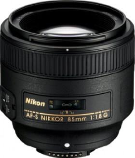 Nikon-Nikkor-AF-S-85mm-f18G-Telephoto-Portrait-Lens on sale